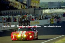 Chrysler Viper GTS-R (Donohue/Beltoise/Amorim ) photo. Le Mans 24 hours 2000 Pit Straight